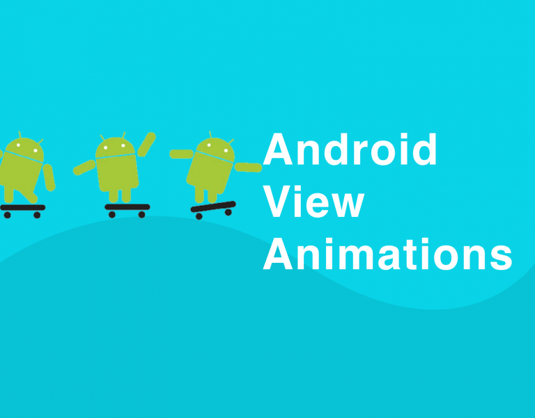 Android view animations header thumbnail