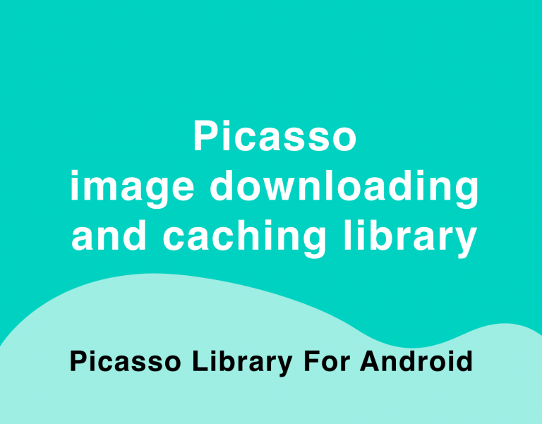 picasso library appsnipp